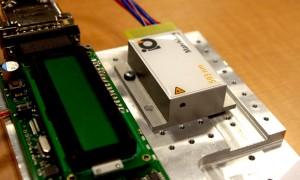Microchip laser